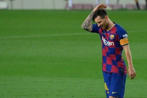 Lionel Messi Frustrasi, Sebut Barcelona Bakal Kalah Lawan Napoli