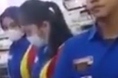 Viral, Video OrangtuaMarahi Kasir Indomaret karena Anaknya Beli Voucer Game Online Rp 800.000