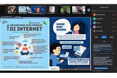 Lewat Webinar Indonesia #MakinCakapDigital, Kominfo Luncurkan Seri Modul Literasi Digital