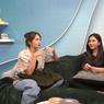 Jessica Mila ke Enzy Storia: Isi Otak Gue Tuh Enzy!