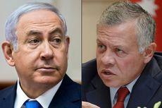 Jordania Minta Israel Kembalikan Dua Wilayah yang Didudukinya