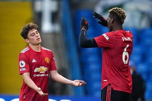 Hasil Leeds Vs Man United - Imbang, Setan Merah Gagal Memberikan Tekanan ke Man City