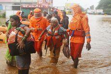 Hujan Muson Picu Tanah Longsor dan Banjir, 112 Orang Tewas di India