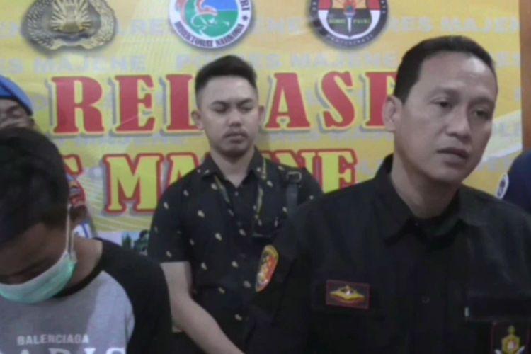 Sebar Kabar Hoax Kematian Pasien Covid-19 di Sulbar, Pria Asal Majene Ditangkap Polisi