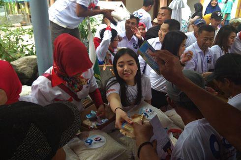 Komentar Hari Tanoe Soal Putrinya Bersaing dengan Ibas dan Johan Budi di Dapil Jatim