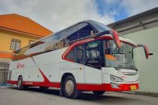 Mengenal Bodi Bus Avante H8 Flanker Edition, Bermula dari Milik Mtrans