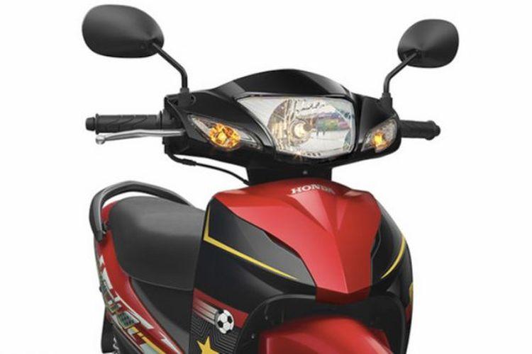 Honda Wave 110 Alpha Limited Edition