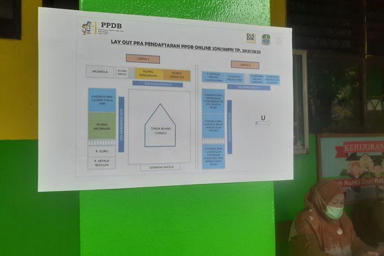 Tatacara PPDB Kota Bekasi, Senin (14/6/2021).