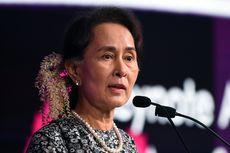 Paris akan Cabut Gelar Kehormatan Kebebasan dari Aung San Suu Kyi