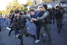 Israel Tangkap Aktivis Palestina dan Jurnalis di Lahan Sengketa Yerusalem