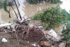 Tebing Sungai Citarum Longsor, Dua Rumah Rusak