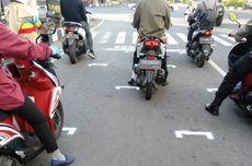 Terapkan Physical Distancing, Lampu Merah di Kota Ini Diatur ala Starting Grid MotoGP