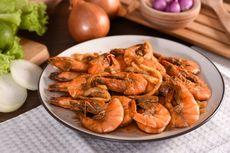 Resep Udang Goreng Mentega, Makan Siang Praktis ala Restoran Chinese Food