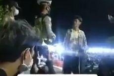 Ditegur Tak Pakai Masker, Pelajar SMA Maki Polisi dan Sebut Corona adalah Konspirasi