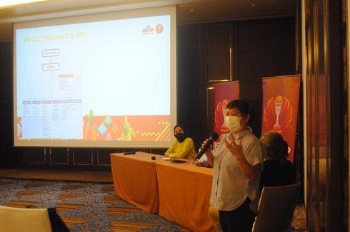 FIBA Asia Cup 2021 Bisa Jadi Langkah Awal Indonesia Tuan Rumah Olimpiade 2032