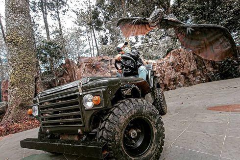 4 Aktivitas di Mojosemi Dinosaurus Park, Berburu Dinosaurus di Hutan Pinus