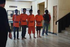 Begini Modus Para Pencuri Besi Tol yang Diringkus Polisi di Bekasi