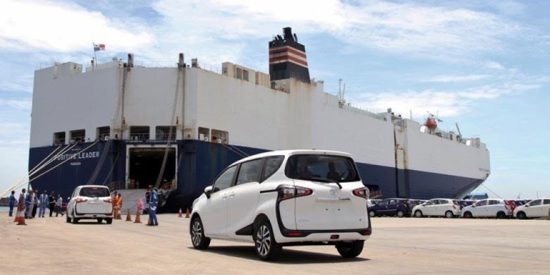 Toyota Inodnesia sudah mulai ekspor Sienta ke negara tetangga sejak akhir 2016.