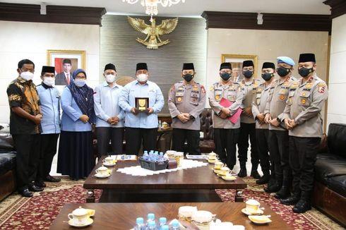Terima Pemuda Remaja Masjid, Kapolri Ajak Lawan Radikalisme dan Intoleransi