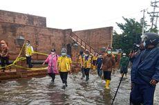 Cek Kondisi Banjir Semarang, Menteri PUPR Sebut Ada Pompa yang Macet