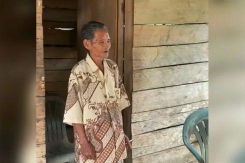 Cerita Haru Kakek Beddu di Mamuju Tengah, Punguti Ceceran Beras di Jalan untuk Dikonsumsi