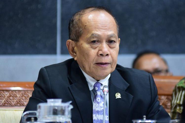 Anggota Komisi I DPR RI Sjarifuddin Hasan.