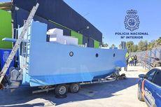Bandar Narkoba Spanyol Bangun Kapal Selam Khusus, Mampu Angkut 2 Ton Obat Terlarang