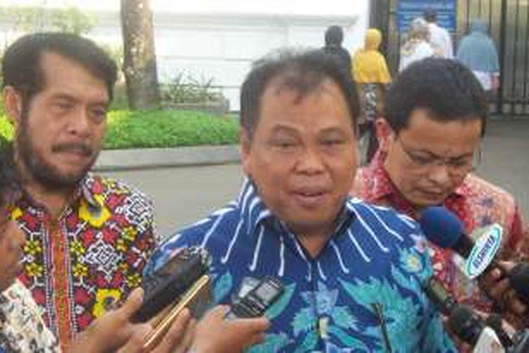 Ketua MK Arief Hidayat