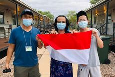 Mahasiswa Indonesia Rayakan Kebebasan Setelah Selesai Karantina di Australia