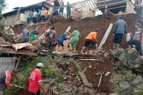 Diguyur Hujan Semalaman, Empat Kecamatan di Ponorogo Dilanda Longsor