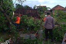 170 Rumah Warga di Demak Rusak Diterjang Puting Beliung, 1 Roboh