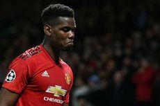 Man United Vs Arsenal, Eks Kiper Setan Merah Kritik Peran Pogba