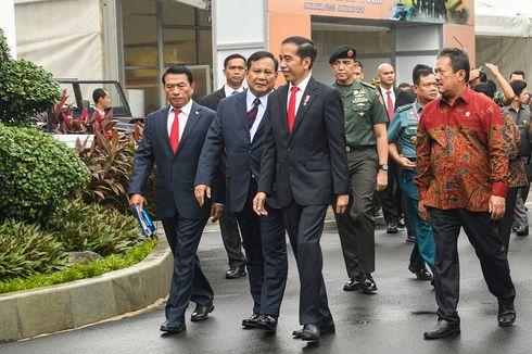 Survei SMRC Ungkap Pandangan Pemilih Prabowo dan Jokowi terhadap Kebangkitan PKI