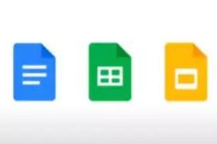 Logo lama Google Docs