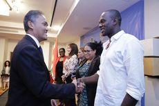 Menlu Suriname Apresiasi Bantuan Indonesia