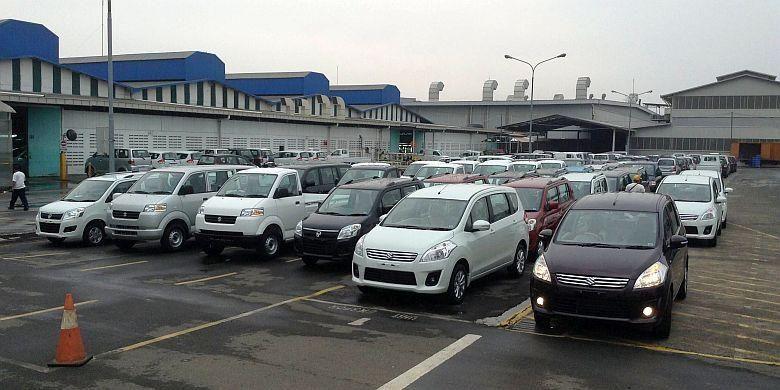 Ekspor mobil Suzuki hasilkan omzet Rp 3,16 triliun.