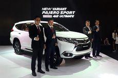Mitsubishi Tambah Pajero Sport Rakitan Lokal