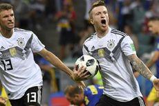 Jerman Vs Rusia, Marco Reus dan Toni Kroos Absen