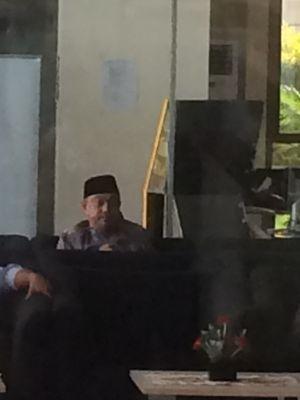 Anggota DPR RI Tamsil Linrung penuhi panggilan KPK terkait kasus korupsi e-KTP