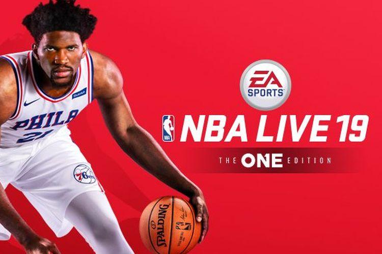 Poster NBA Live 19