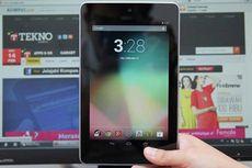 Tablet Nexus 7 Berikutnya Pakai Kamera Belakang?