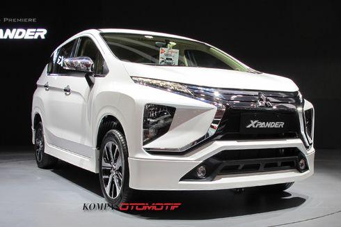 Xpander Bawa Mitsubishi Cetak Sejarah di Indonesia
