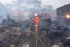 579 Kasus Kebakaran Terjadi di Jakarta Timur Sepanjang 2019, Cakung Paling Sering