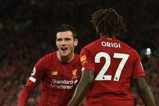 Jelang Man United Vs Liverpool, Robertson Puji Rekan Senegara