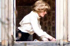Syuting Film Spencer, Penampilan Kristen Stewart Mirip Putri Diana