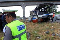 Korban Kecelakaan Bus di Tol Palikanci adalah Para Pekerja Konstruksi