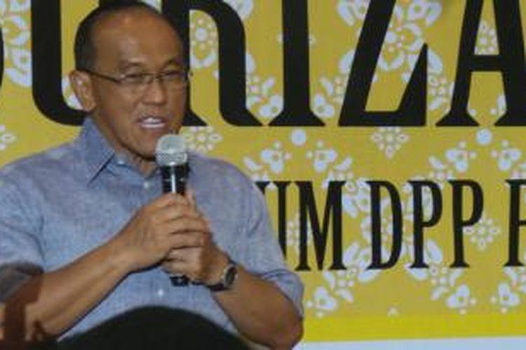 Ketua Umum DPP Partai Golkar Aburizal Bakrie