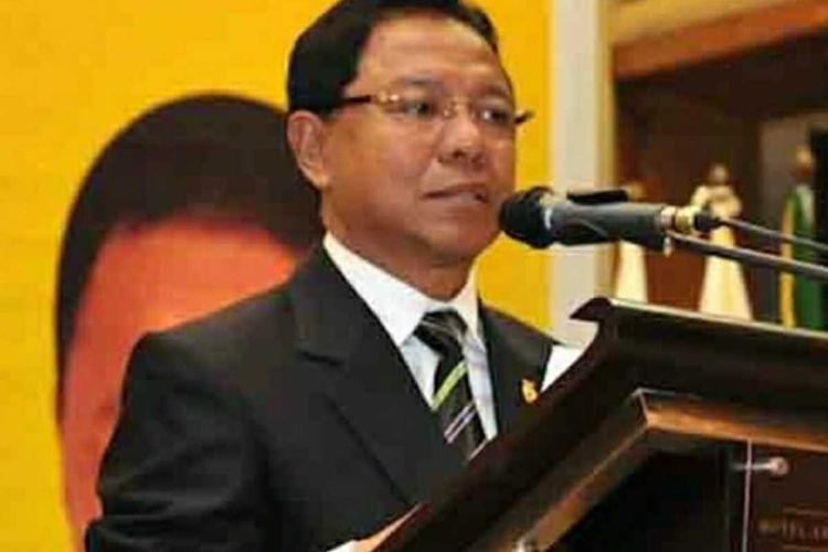 Ketua Komites Olahraga Nasional Indonesia (Koni) Provinsi Riau Emrizal Pakis. Dok Istimewa