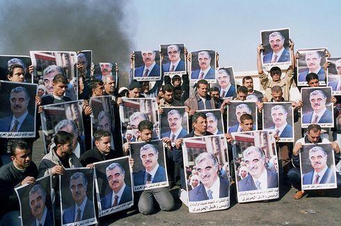 Anggota Hezbollah Bersalah Atas Pembunuhan Rafic Hariri, Mantan PM Lebanon 2005 Silam