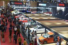 Kantong Tebal Toyota Sepulang dari IIMS 2017
